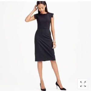 J. CREW Tall Resume Sheath Dress